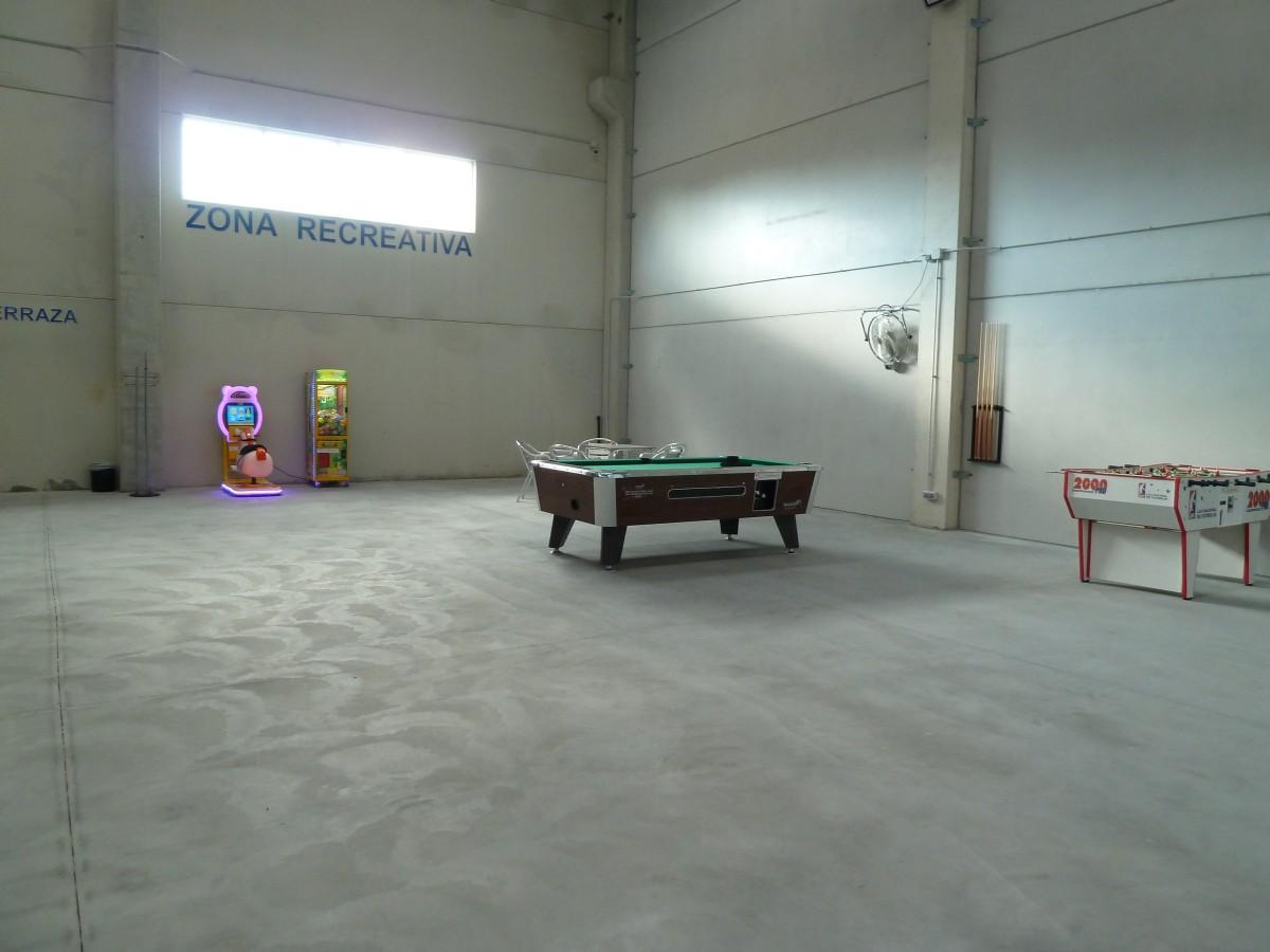 crosspadel sigueiro - zona recreativa